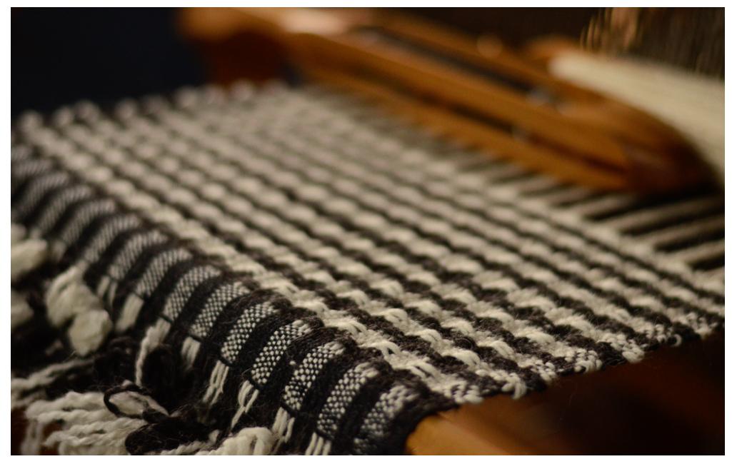 spot weave