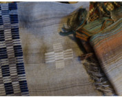 kitchen cloth and scarf