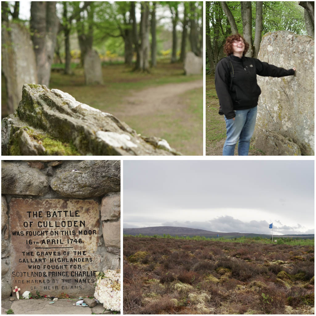 Stones and Culloden