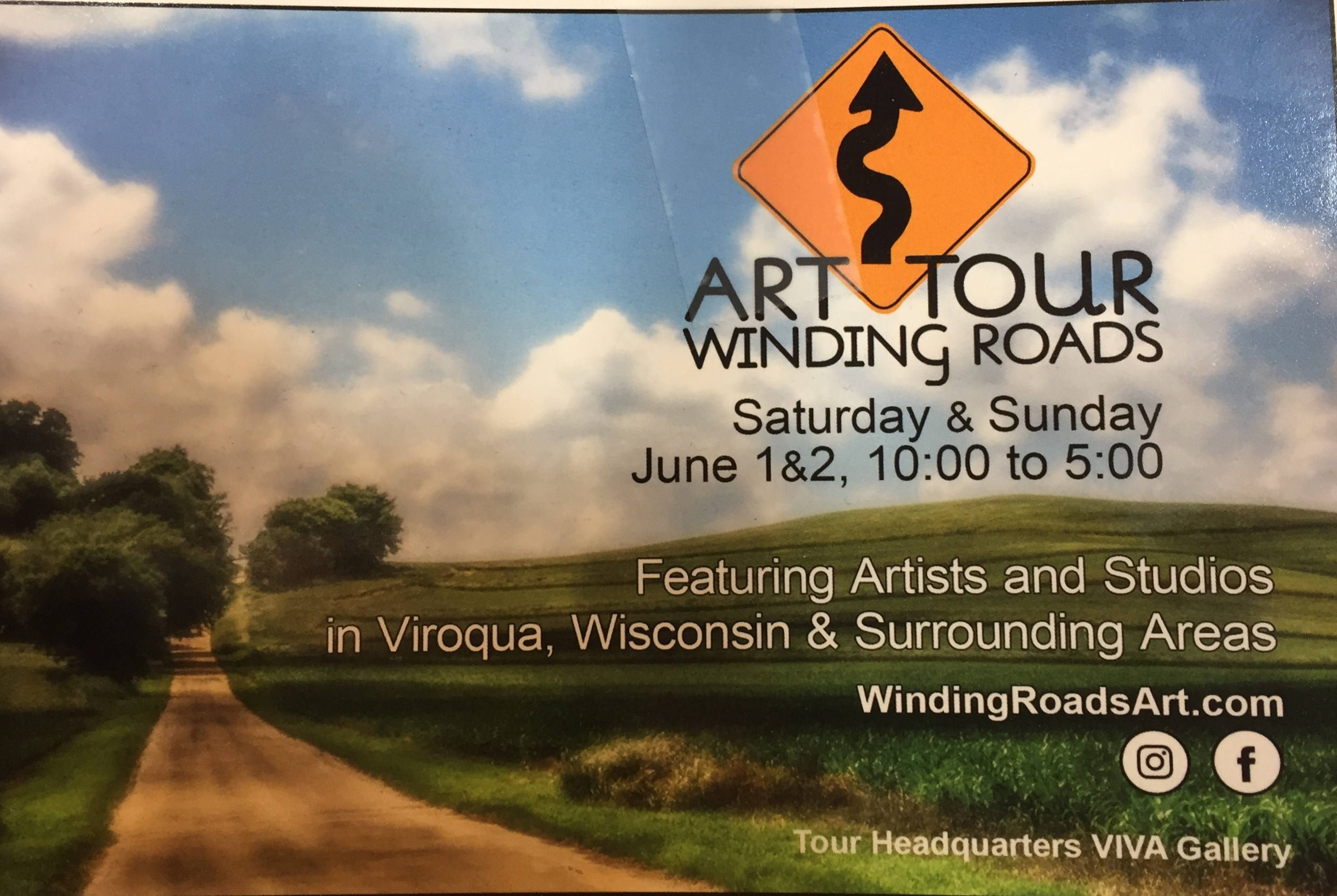 Winding Roads Arts Tour