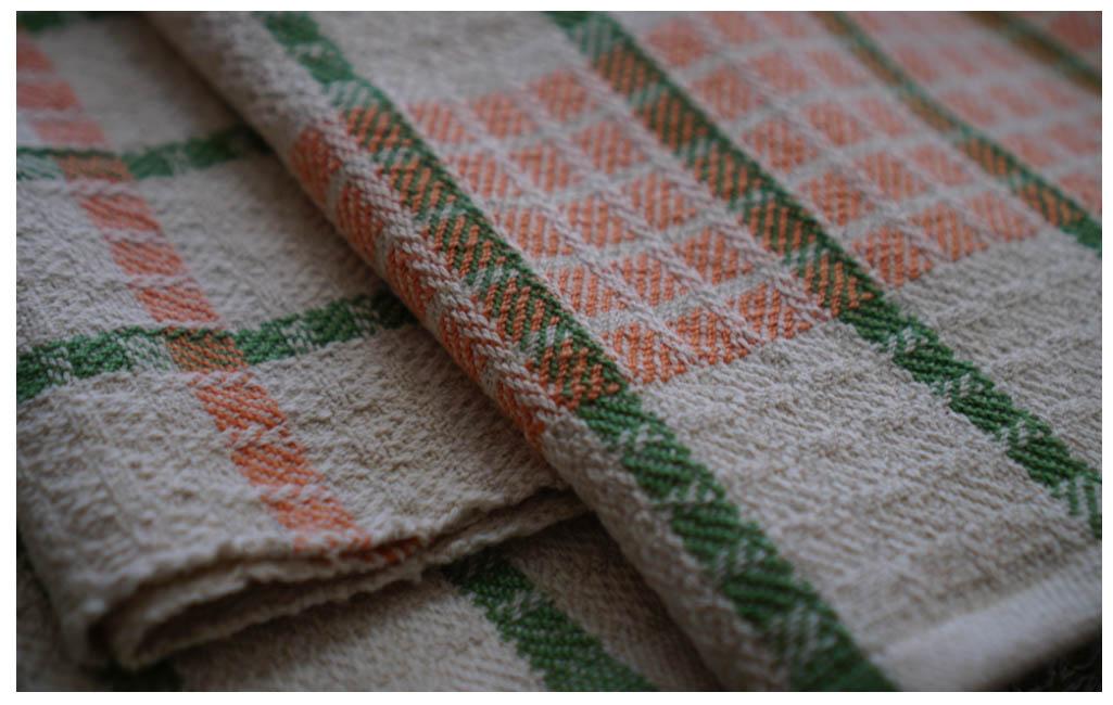 Barb B's twill towels