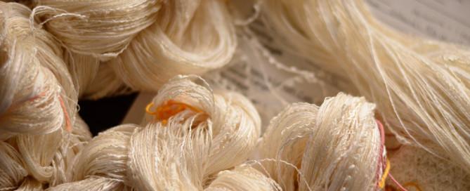 shawl warp chain