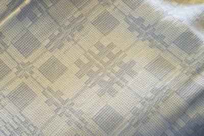 Mary's crackle tablecloth